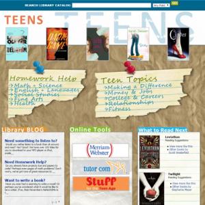 Teens Page