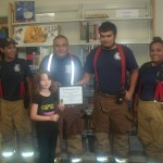 Community Hero Fire Dept.