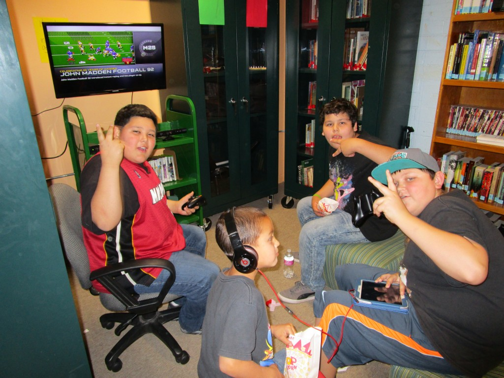 Harvest Party Xbox Time